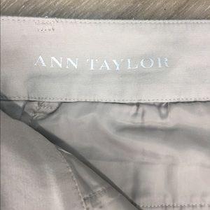 Ann Taylor Shorts - Ann Taylor khaki boardwalk Bermuda shorts size 10